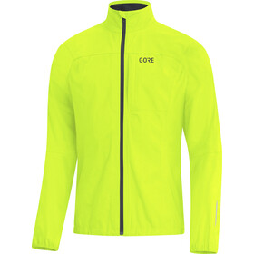 GORE WEAR R3 Gore-Tex Active Jas Heren, neon yellow